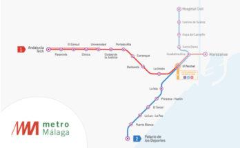 Metrô de Málaga