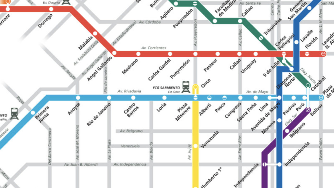 Buenos Aires Metro Transport Wiki